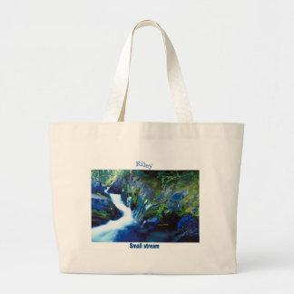 Names&Meanings - Riley Jumbo Tote Bag