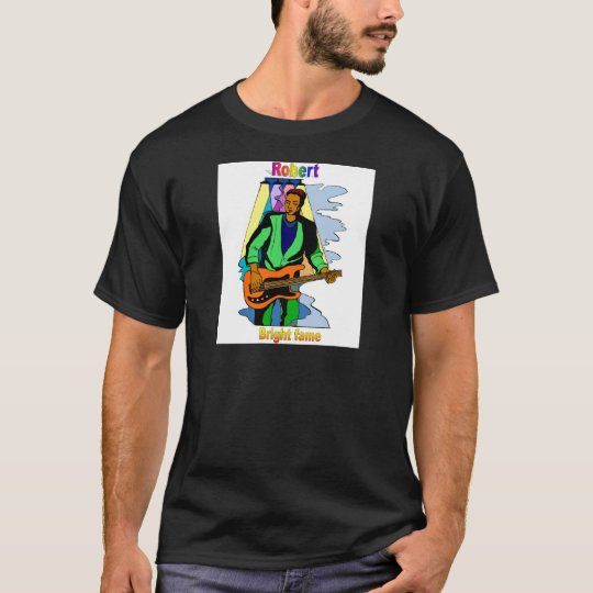 Names&Meanings - Robert T-Shirt