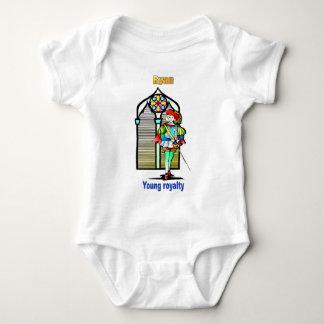 Names&Meanings - Ryan Baby Bodysuit