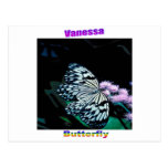 Names&Meanings - Vanesa Tarjeta Postal