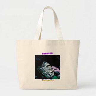 Names&Meanings - Vanessa Jumbo Tote Bag