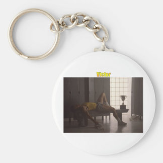 Names&Meanings - Victor Keychain