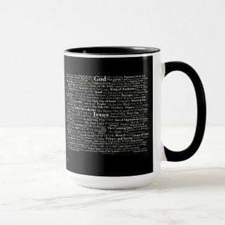 Names of God and Jesus gotGod316.com Mug