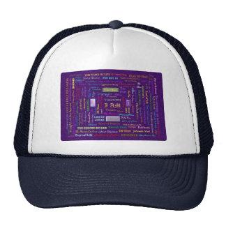names of God cap Trucker Hat