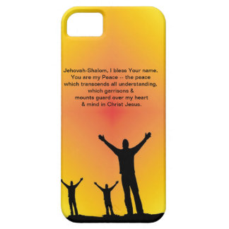 Names of God Case-Mate iPhone 5 Barely There iPhone 5 Case