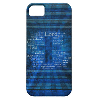 Names of God,  Holy Names listed with  image iPhone SE/5/5s Case