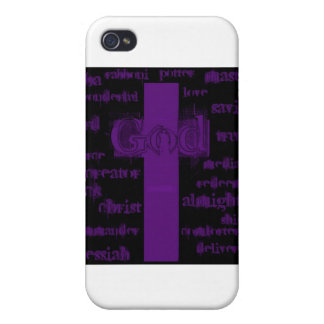 Names of God iPhone 4/4S Cases