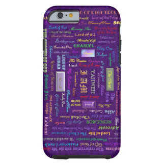 Names of God iPhone 5 case iPhone 6 Case