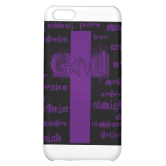 Names of God iPhone 5C Case