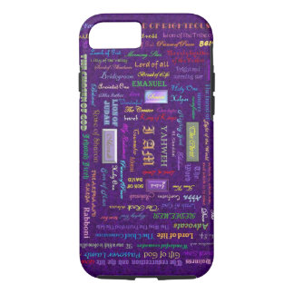 Names of God iPhone 7 case