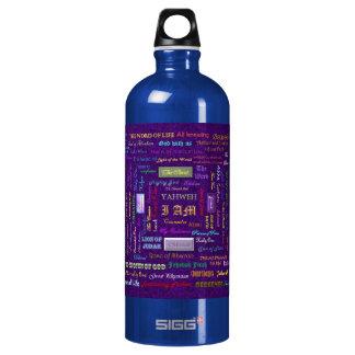 Names of God SIGG Traveler 1.0L Water Bottle