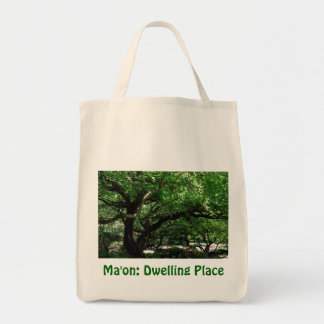 Names of GOD with Meanings Grocery Tote Bag