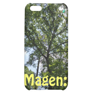 Names of GOD with Meanings Case For iPhone 5C