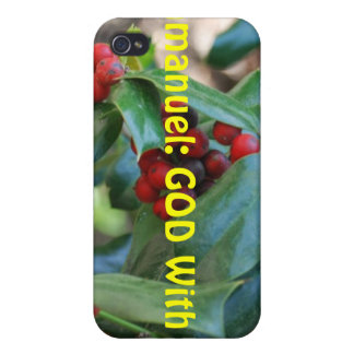 Names of GOD with Meanings iPhone 4/4S Covers