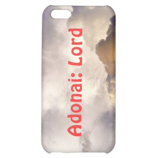 Names of GOD with Meanings iPhone 5C Cover