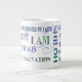 Names of Jesus Extra Large Mug