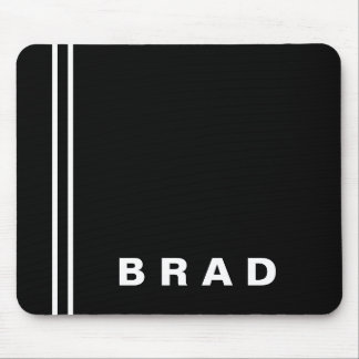 Names on Mousepads