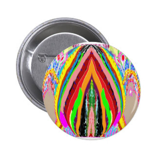 NAMESTE  -  Flame of Love Decorations 2 Inch Round Button