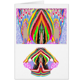 NAMESTE  -  Flame of Love Decorations Greeting Card
