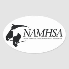 NAMHSA Logo Sticker