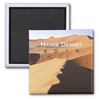 Namib Desert Travel Photo Souvenir Fridge Magnets