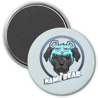 NamiBear Logo Magnet
