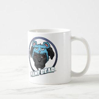 NamiBear the Pit Bull Logo Coffee Mug