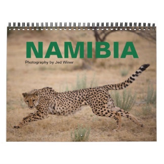 Namibia 2013 Wall Calendar