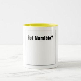 Namibia 'Africa'  T-Shirt and etc Two-Tone Coffee Mug