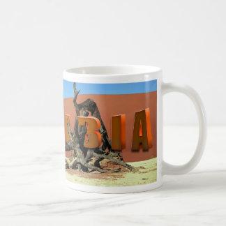 Namibia Classic White Coffee Mug