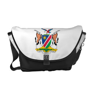 Namibia Coat Of Arms Messenger Bag
