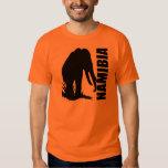 Namibia Elephant Tee Shirt