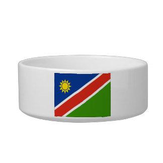 Namibia Flag Bowl