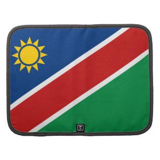 Namibia Flag Folio Organizer
