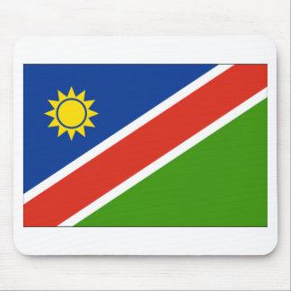 Namibia Flag Mousepads