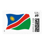 Namibia Flag Stamps