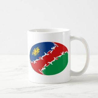Namibia Gnarly Flag Mug
