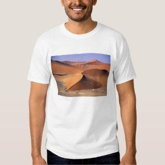 Namibia: Sossuvlei Dunes, Aerial scenic. T-Shirt