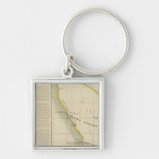 Namibia, South Africa 50 Keychain
