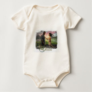 Naming River Baby Bodysuits
