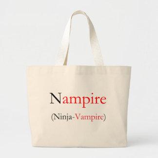 Nampire - Ninja Vampire Tote Bag
