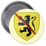 Namur Arms, Belgium Pins
