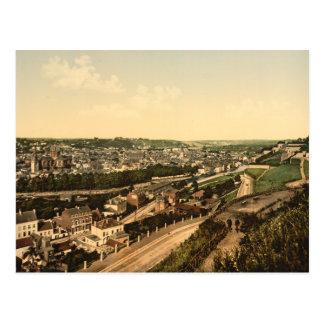 Namur City View Postcard