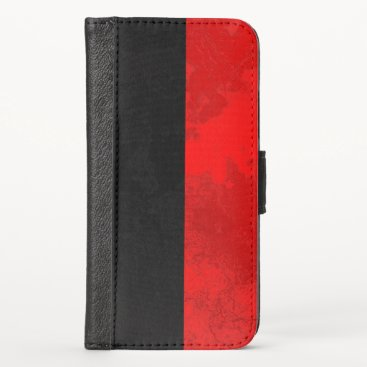 Namur iPhone X Wallet Case