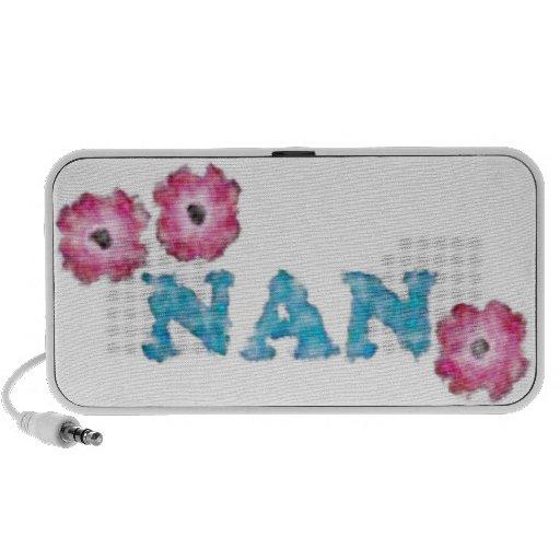 Nan Doodle Speaker