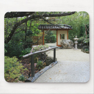 Nan-mon Gate & Bridge Mouse Mat