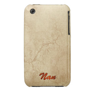 NAN Name Personalised Cell Phone Case