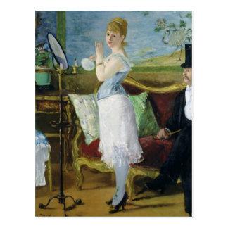Nana, 1877 postcard