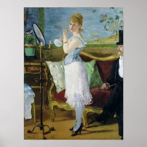 Nana, 1877 poster