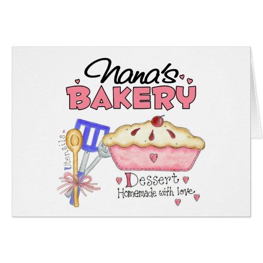 Nana Bakery Gift Card